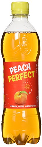 Rauch EisTee Pfirsich, 12er Pack (12 x 0,5 l)