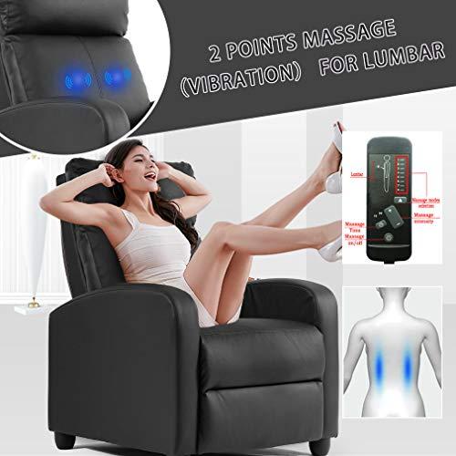 """Chaise de salon BestMassage """"class ="""" aligncenter"""