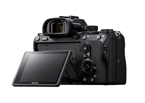 Sony a7 III ILCE7M3/B Full-Frame Mirrorless Interchangeable-Lens Camera with 3-Inch LCD, Black