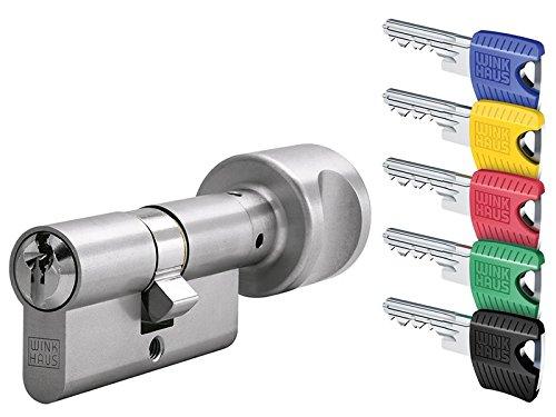 Winkhaus RPE Profil-Knaufzylinder Profilzylinder Schließzylinder Einzelschließung, Gleichschließend oder als Schließanlage - verschiedene Längen