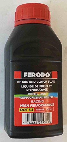 Líquido de frenos dot 5 aceite sistema de frenado para coche y moto