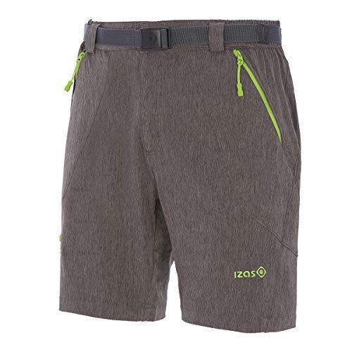 Short Mount-Stretch Colton Izas (Grey/Light Green, XL)