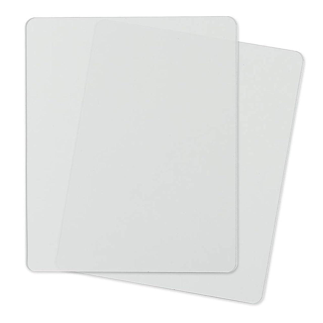 AccuQuilt Studio Cutting Plastic-Jumbo 10 x 12 (2-Pack)