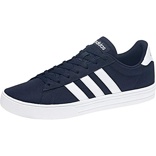 adidas Men's Daily 2.0 Basketball Shoes, Blue (Conavy/Ftwwht/Ftwwht Conavy/Ftwwht/Ftwwht), 13.5 UK