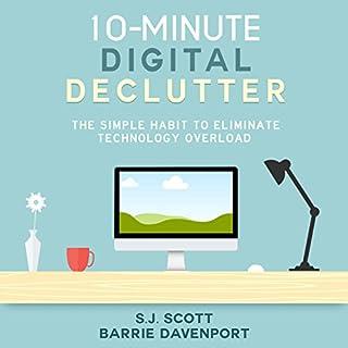 10-Minute Digital Declutter cover art
