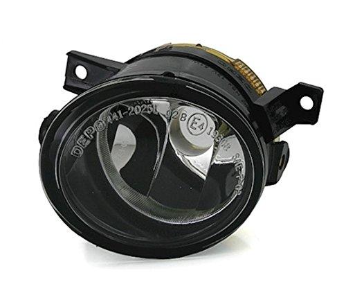 AD Tuning GmbH & Co. KG Phare antibrouillard, Verre Transparent Noir, HB4, Gauche, côté conducteur