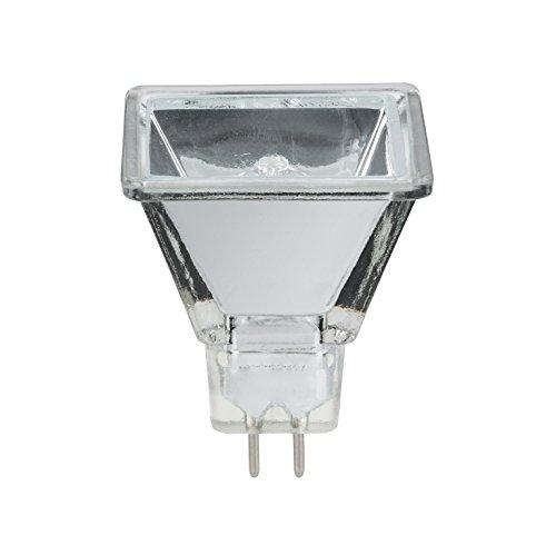 Paulmann 833.74 Halogen Reflektor Flood 75° Glas 35W Warmweiß GU5,3 12V Niedervolt 83374 Leuchtmittel Lampe