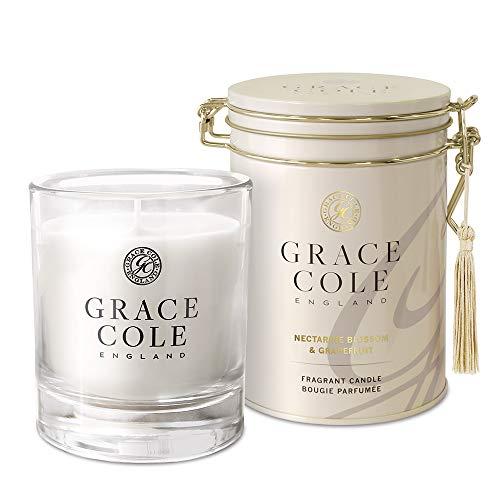200g Kerze by Grace Cole (Nectarine Blossom & Grapefruit)