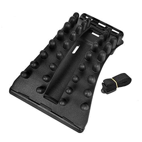 Back Stretchers Massager for Deep Tissue Massager for Muscle and Myofascial Trigger Point Release ,Adjustable Lumbar Arch Spine Support Pain Relief