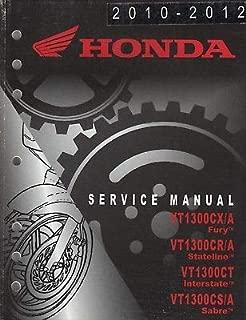 2010-2012 HONDA MOTORCYCLE CRF250R SERVICE MANUAL (615)