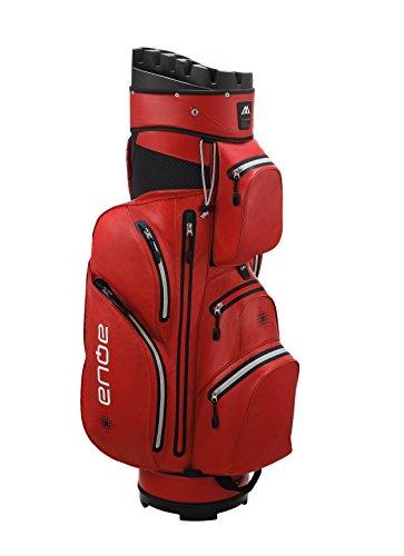 Big Max Aqua Silencio 2 Sac de golf 100 % étanche, rouge
