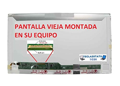 Pantalla Compatible para PORTATIL Sony VAIO PCG-71811M VPC-EH2D1E 15,6