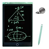 JONZOO LCD Writing Tablet 11 inches Erasable Handwriting Drawing Pad Electronic Notepad Doodle Board with Magnets Gift for Kids Adults at Home School Office (Green)