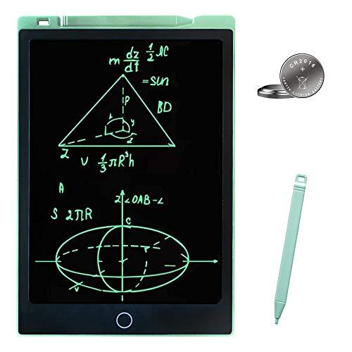 JONZOO tableta de escritura LCD, Tablero de dibujo electrónico de 11 pulgadas, tablero de dibujo para niños, eWriter reutilizable y...
