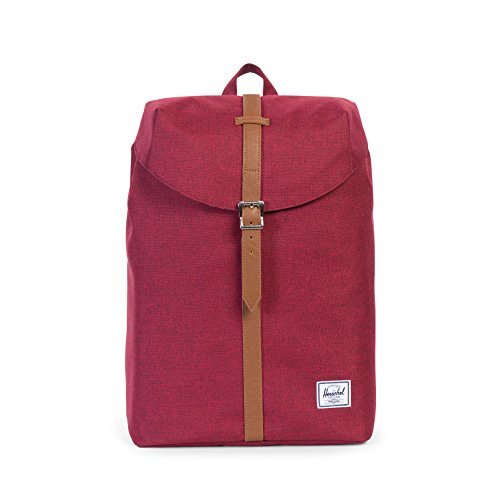 Herschel supply Company AW15 HOL Casual Daypack, Post Mid-Volume Rucksack, 10021-01158-OS, Rot, 10021-01158-OS