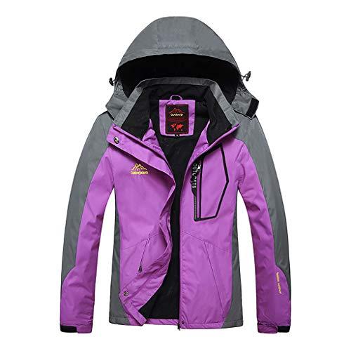 CFYTH outdoor winddichte capuchon grote maat unisex wandelen bergjassen regenmantel mode casual camping jas windjas