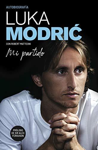 Mi partido. La autobiografía de Luka Modrić (Córner)