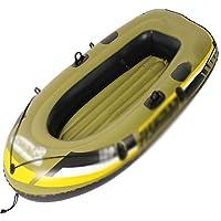 大人用インフレータブルボート、インフレータブルカヤックゴムボート 釣り ゴムボートディンギーボート、ラフトインフレータブルカヤック、釣りディンギーツーリングカヤック,A