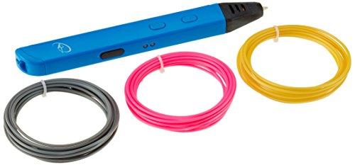 Gembird 3DP-PEN-01 3D Druckstift für ABS/PLA Filament blau