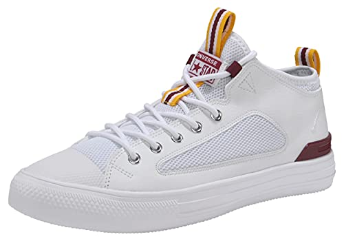 Converse Sneakers CTAS Ultra OX 166982C White Team red, Größe:48 EU