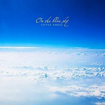 Over blue sky