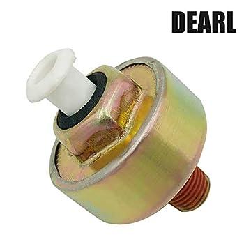 Ignition Knock Detonation Sensor fits 83-87 Regal / 88-98 K2500 / 83-86,88-99 K1500 / 83-87 Grand Prix / 81-92 G10 / 82-88 Cutlass Ciera L4 2.2L 2.3L 2.5L 2.6L V6 2.8L 3.1L 3.4L 3.8L 4.3L V8 4.3L