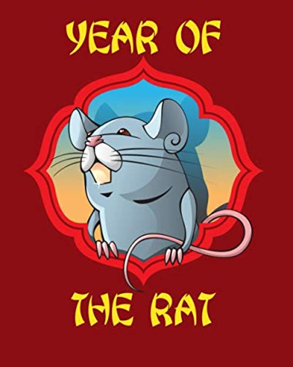 Year Of The Rat: Chinese Language New Year 2020 Year Of The Rat Daily Planner Organizer