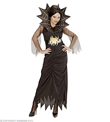 Spider Lady Adult Fancy Dress Costume Size 14-16 L (Halloween)