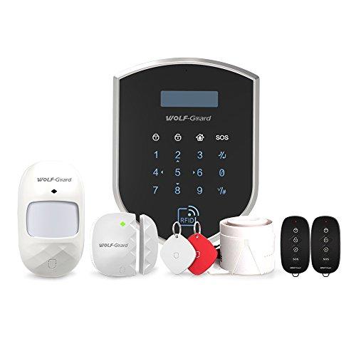 casa alarma sistema de alarma seguridad para hogar alarma antirrobo oficina alarma