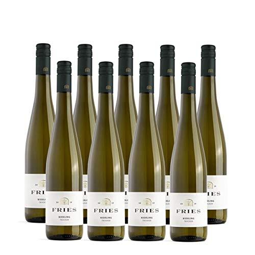 Weißwein Mosel Riesling Weingut Fries trocken (9 x 0,75 l)