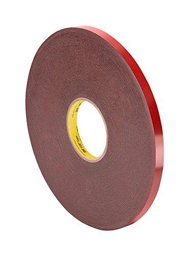 "3M - 4611 0.47"" x 36yd VHB Tape 4611, 0.47 in width x 36 yd length, 1 roll"
