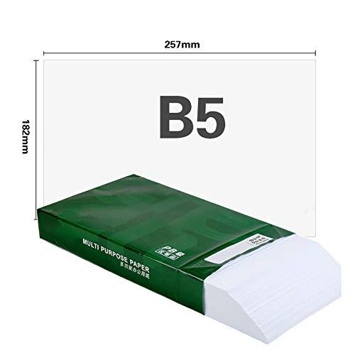 Z·Bling 500 Sheets Papel para Imprimir,Color Blanco,tamaño A4,70 gr/m²,Apto para Todas Las impresoras