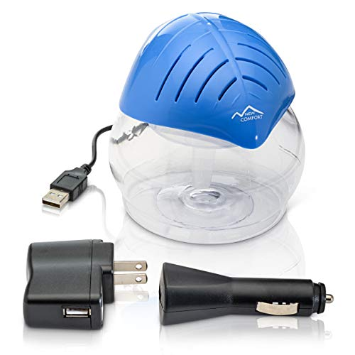 New Comfort Mini Desktop Water Based Air Purifier Diffuser