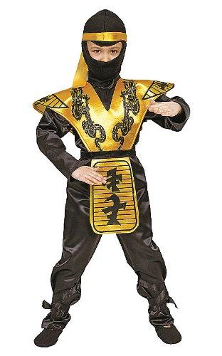 Dress Up America Conjunto de Disfraces Infantililes Ninja