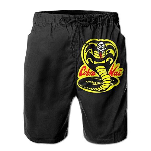 Cobra Kai Beach Pants Swim Trunks Shorts Verano para Hombres Bañadores