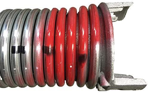Clopay Garage Door Ez-Set Torsion Spring Red A .225 x 1.75