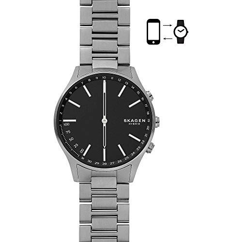 Skagen Herren-Smartwatch mit Titan Armband SKT1305