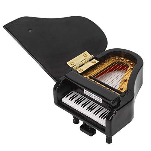 Instrumentos en Miniatura, Piano en Miniatura de Madera Piano en Miniatura, para Regalo de cumpleaños