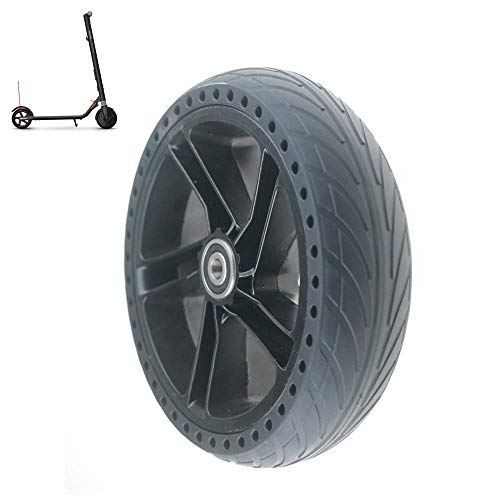 Neumáticos, Neumáticos De Scooter Eléctrico, Neumáticos Sólidos De Panal A Prueba De Explosiones, Ruedas De Aluminio, Adecuado para Segway Nahnbo 9 Scooter Es1 Es2 Es3 Es4 Neumático