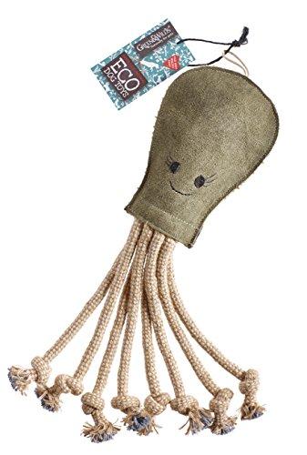 Eco Hundespielzeug Olive the Octopus