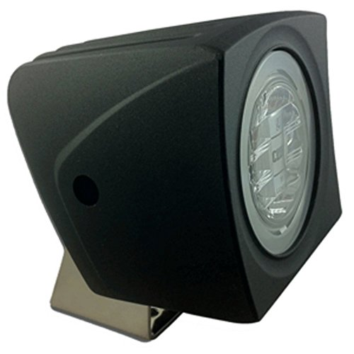 For Sale! Lumitec 101256 Cayman Series Flood Light - White Light - Black Housing Car Accessories