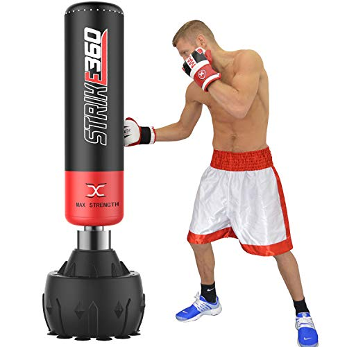 Saco de boxeo de pie Max Strengh