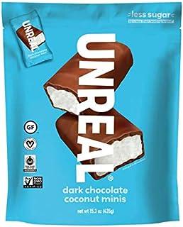 Unreal Dark Chocolate Coconut Mini Bars 15.3 OZ