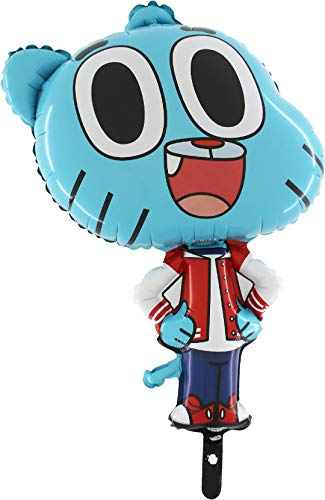 Toyland Palloncino Foil 33 Pollici The Amazing World of Gumball - Gumball Watterson