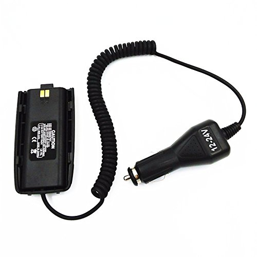 TYT Car Charger Battery Eliminator for TYT Walkie Talkie 10W High Power TH-UV8000D TH-UV8000E Two Way Radio