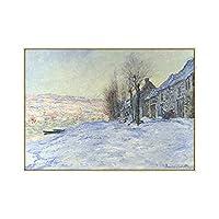 現代の家の装飾風景の絵のリビングルームの寝室の背景壁油絵アメリカのぶら下がっている絵 B-70*50cm