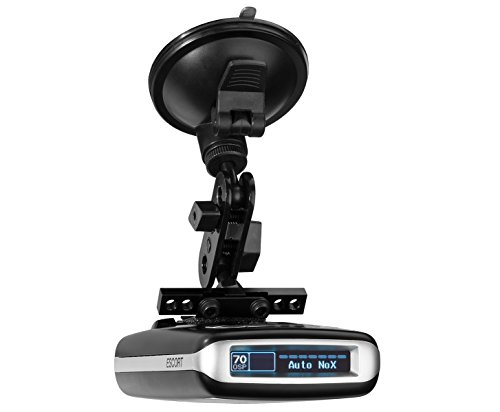 Best Bargain Radar Mount Suction Mount Radar Detector Bracket for Escort Max (3003002)