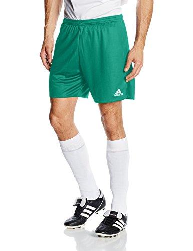 adidas Herren Shorts Mit Innenslip Parma 16, Bold Green/White, XL, AJ5890