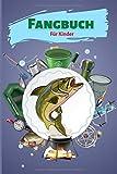 Fangbuch für Kinder: Hübsches Angler Logbuch zum Erfassen der Fänge | Perfekt für kleine Kinder | DIN A5 | 100 Seiten. (Angelbuch für Kinder Band 3)