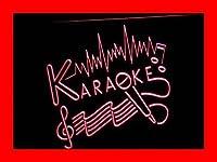 LED看板 ネオンプレート サイン 電飾・店舗看板・標識・サイン カフェ バー ADV PRO i319-r New! Karaoke Pub Bar Club Box NR Neon Light Sign